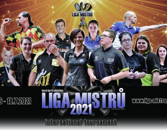Liga Mistrů 2021